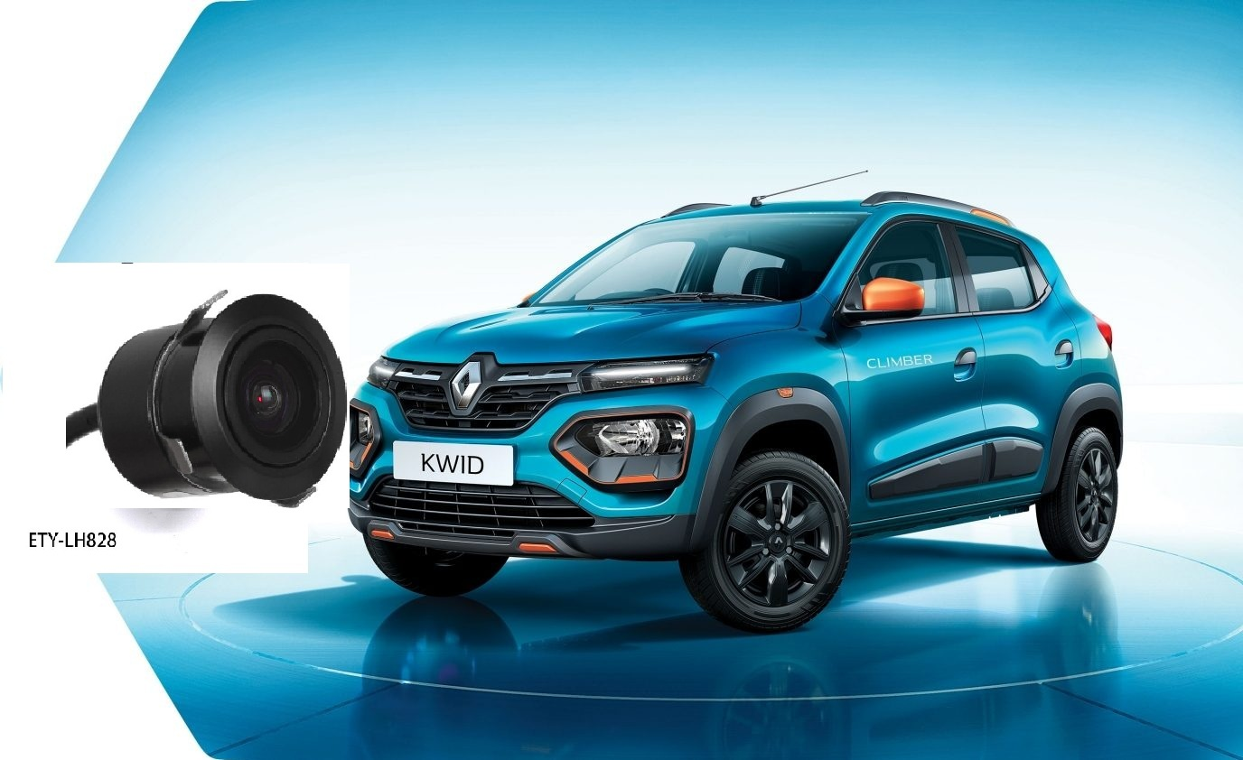 Camera Kit For Kwid 800 Cc   1000cc  Climber New Facelift With Intelligent Dynamic Trajectory