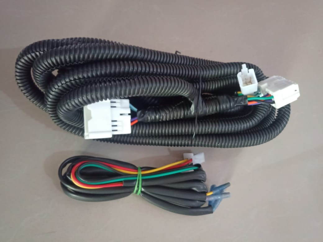 New Improved Rear Speaker Male Female Complete Wiring Set For Kwid  Climber  Racer  Rxt Only